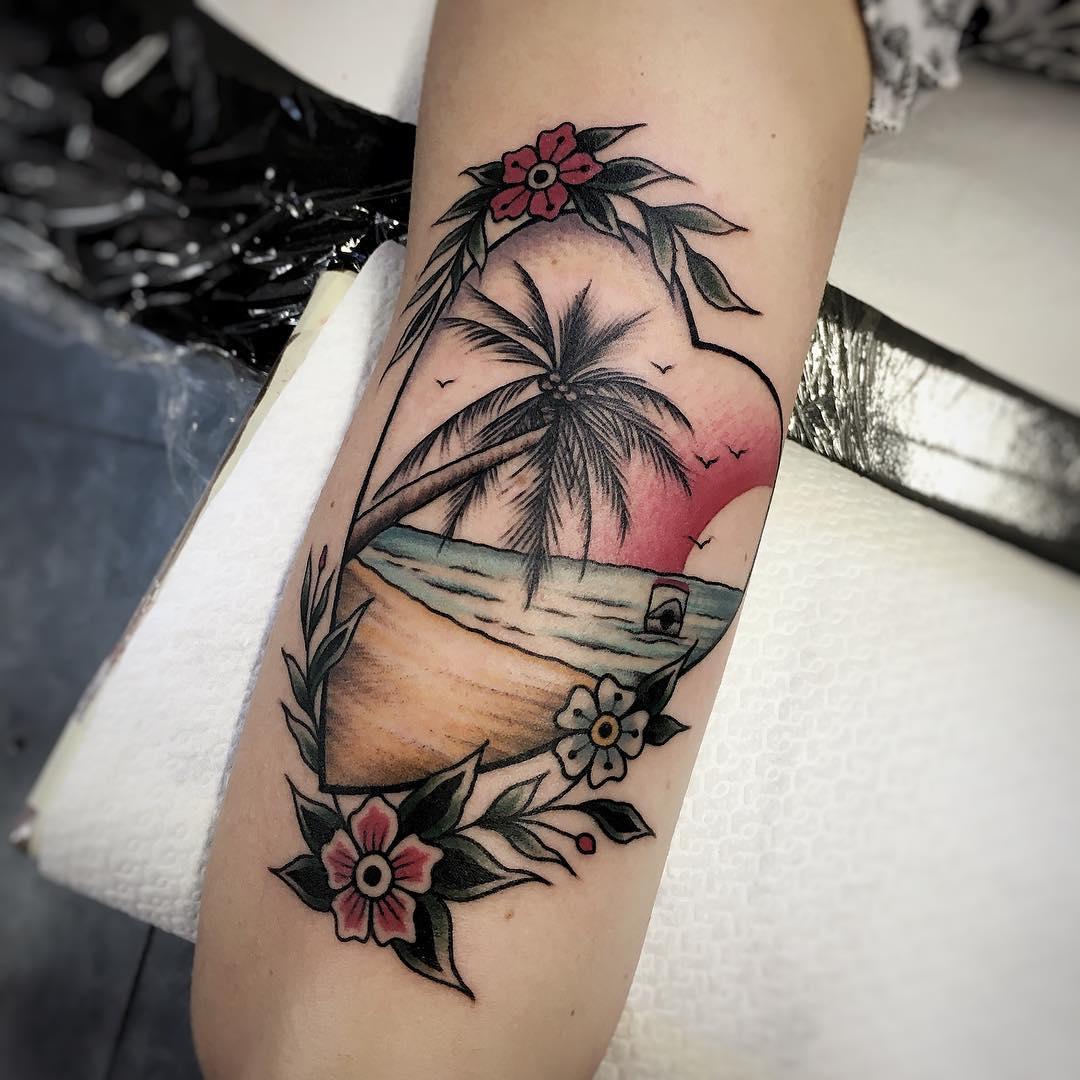深圳纹彩刺青 纹身图案大全  时间:2019-03-07 13:59图片