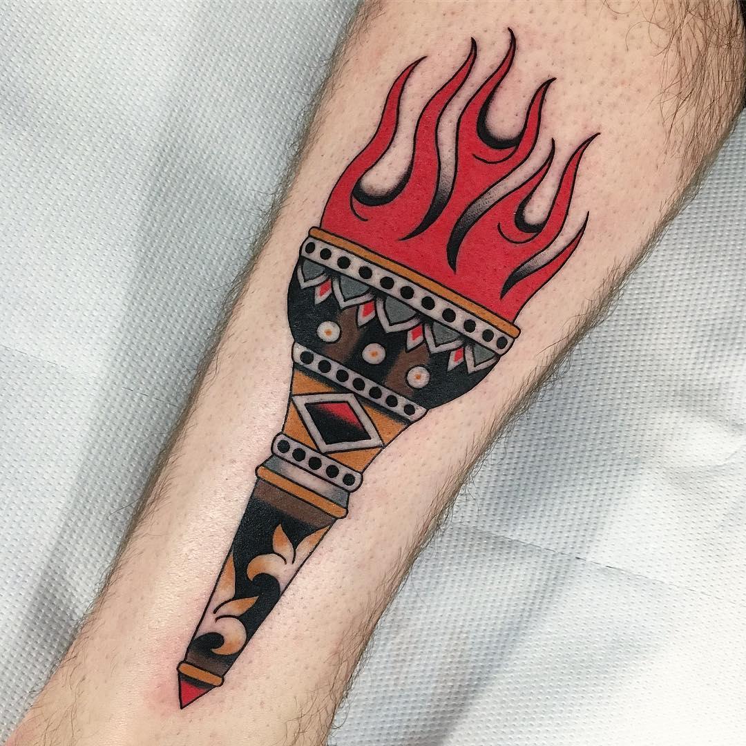 深圳纹彩刺青 纹身图案大全  时间:2019-03-22 15:30