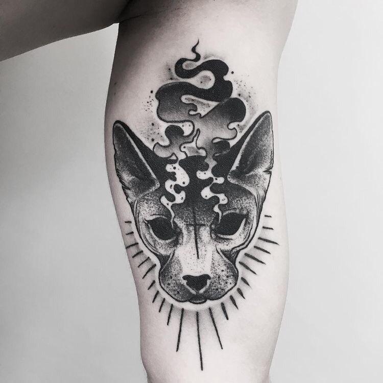 深圳纹彩刺青 纹身图案大全  时间:2019-03-27 14:57
